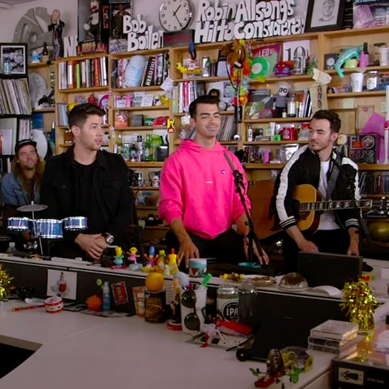 The Jonas Brothers Perform in NPR's Tiny Desk Concert Video