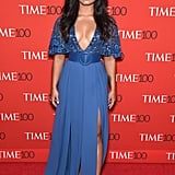 April at the Time 100 Gala in New York City