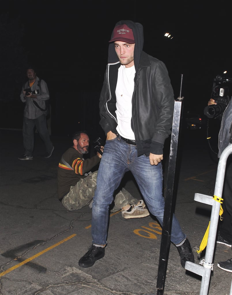 "Robert Pattinson hit up Jay Z and Justin Timberlake's concert in LA last night with singer Sia Furler. The duo was spotted leaving the concert together, with Rob making an exit while wearing a Supreme baseball cap and Sia dressed in an all-black ensemble. Sia tweeted about the night out after the concert, saying, ""Saw jiggles and JT tonight at the rosebowl. SO AMAZING. Jiggles!"" This isn't the first time that Rob has connected with the Australian singer, as she revealed back in 2009 that Rob once sang for her and that ""he can actually sing."" Robert was hardly the only star at the big concert last night as Jessica Alba and her husband, Cash Warren, were spotted at the event. Robert is back in LA after wrapping up filming for Maps to the Stars in Toronto last week."