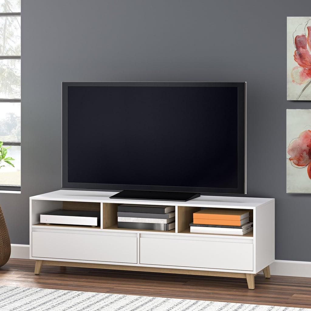 Mainstays Mid-Century TV Stand