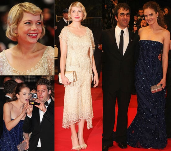 Photos Of Michelle Williams At The Premiere Of Adoration At The 2008 Cannes Film Festival