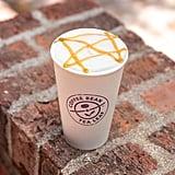 The Coffee Bean & Tea Leaf's The Chandler (Caramel Coconut Latte)