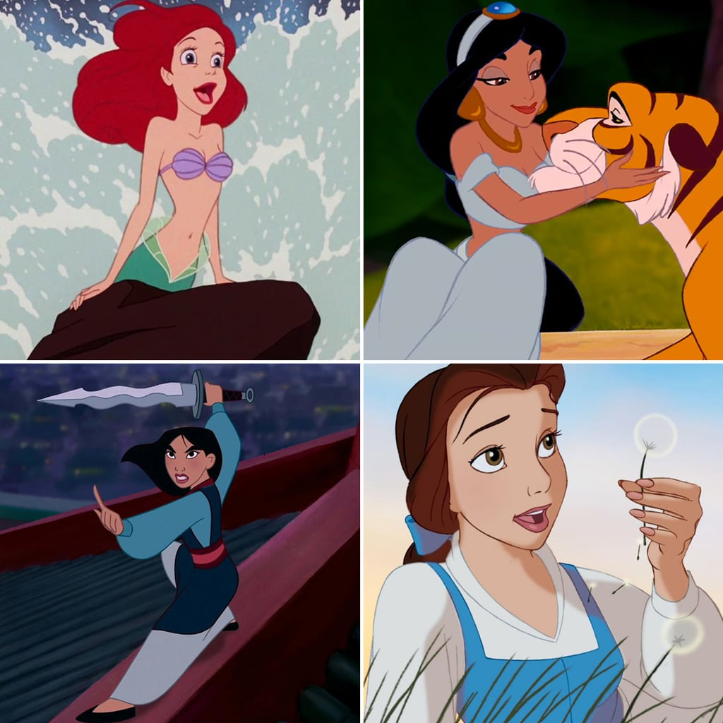 Disney Princess Having Sex
