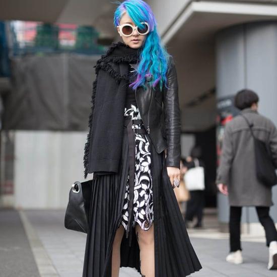 Tokyo Fashion Week Street Style | Video