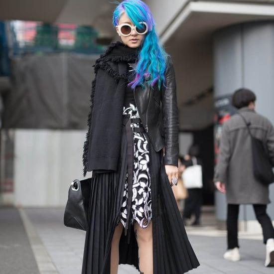 Video of Tokyo Fashion Week Street Style