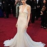 Rooney Mara at the 2012 Academy Awards