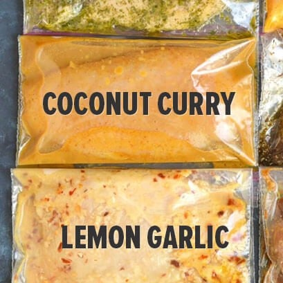 Coconut Curry Marinade Recipe