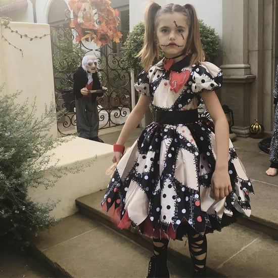 Latin Celebrity Kids Halloween Costumes 2016