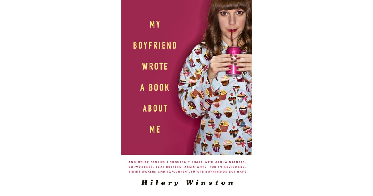 My Boyfriend Wrote A Book About Me  Quarter-Life Crisis -2292