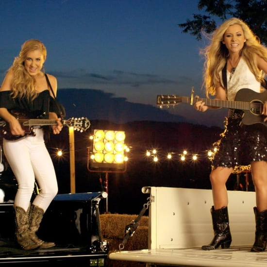 """Maddie and Tae """"Girl in a Country Song"""" Video"""
