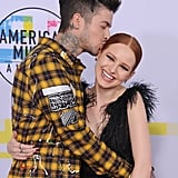 Pictured: Travis Mills and Madelaine Petsch