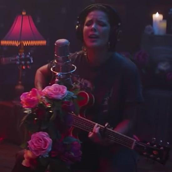 "Halsey ""Graveyard"" Acoustic Version Video"