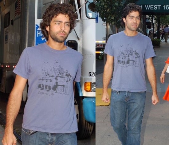 Adrian Grenier Is Manjoyment Two Ways
