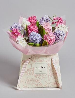 Marks & Spencer Hyacinth Gift Bag
