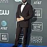 Ricky Martin at the 2019 Critics' Choice Awards