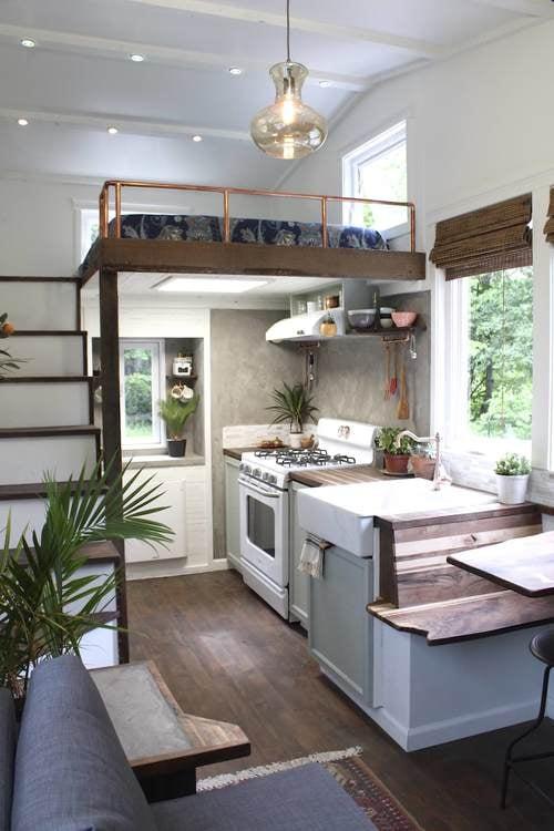 Tiny Farmhouse Home