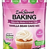 ZenSweet Baking Vanilla Bean Cake Mix