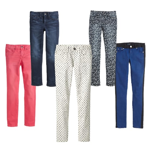 Cool Jeans For Kids