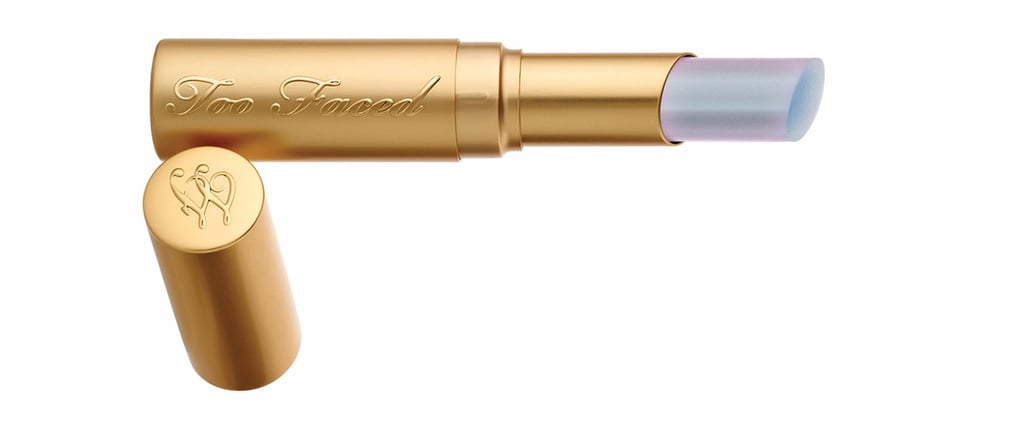 "See What Too Faced's Magical ""Unicorn Tears"" Lipstick Looks Like on Different Skin Tones"