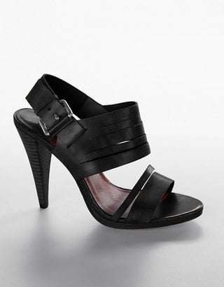 Fab Finger Discount: Max Studio Xan Leather Sandals