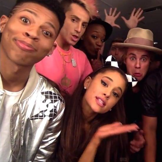 "Justin Bieber und andere Stars singen ""I Really Like You"""