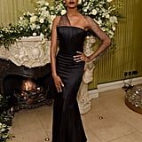 Jourdan Dunn at the British Vogue and Tiffany & Co. Fashion and Film Party