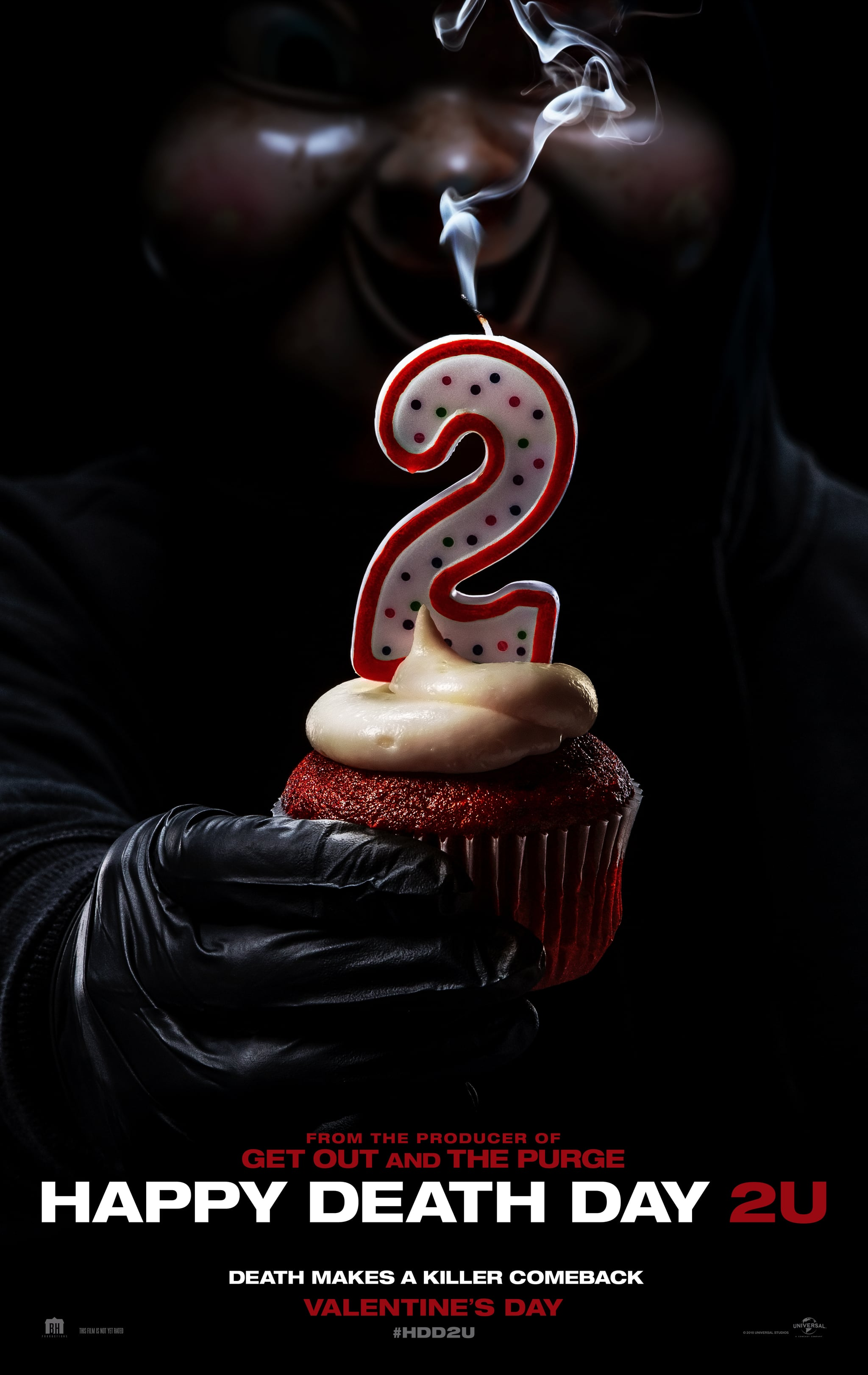 Happy Death Day's Sequel Officially Has a Release Date AND a New Poster