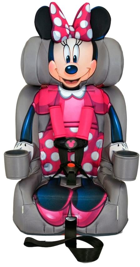 Disneys Minnie Mouse Booster Car Seat By KidsEmbrace