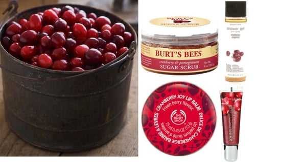 New Cranberry Scented Products For Holiday 2010