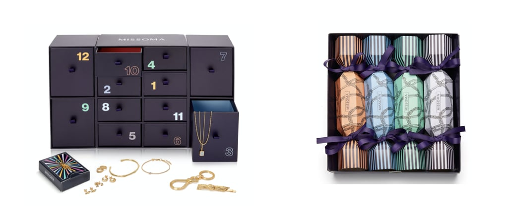 Missoma Jewelry Advent Calendar and Christmas Crackers 2020