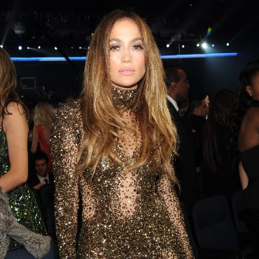 Jennifer Lopez Dress at American Music Awards 2013