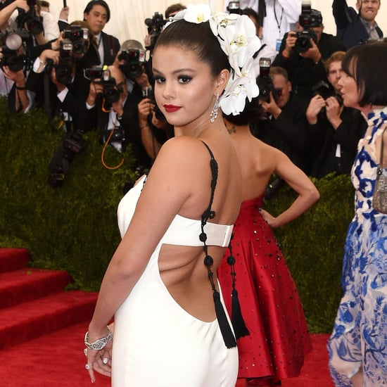 Selena Gomez at the Met Gala 2015 | Pictures