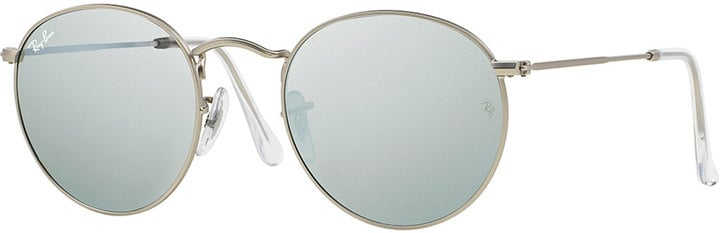 Ray-Ban Round Metal-Frame Sunglasses ($170)