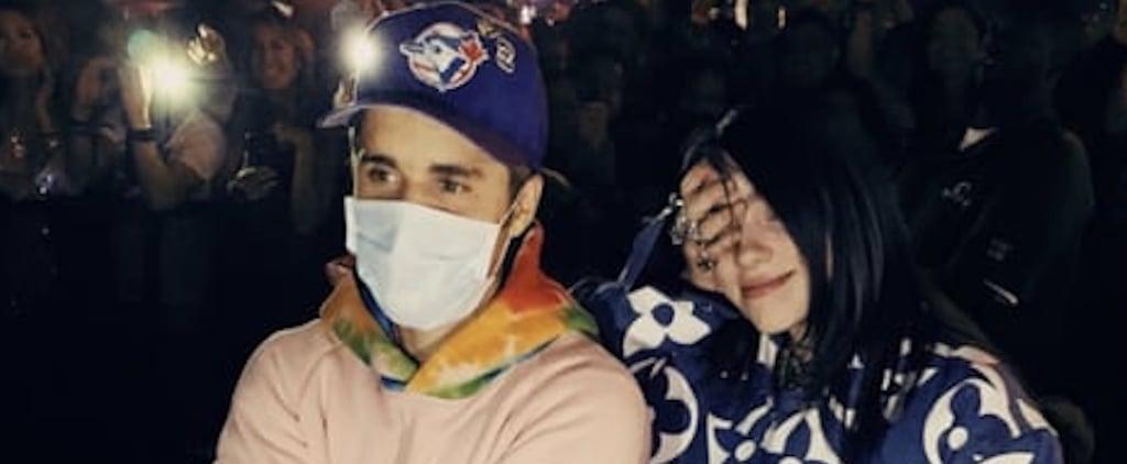 Justin Bieber and Billie Eilish's Cutest Friendship Moments