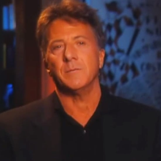 Dustin Hoffman Tears Up About Tootsie | Video