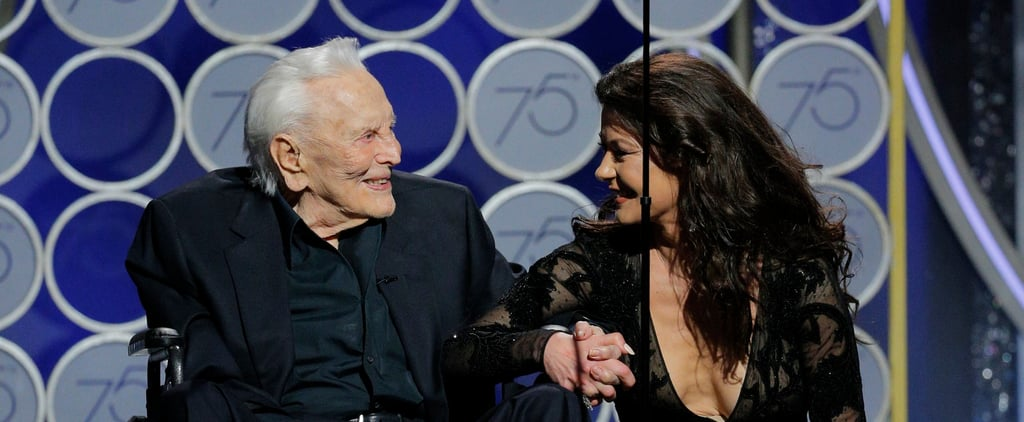 How Old Is Kirk Douglas?
