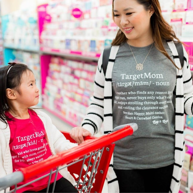 Rags & Royal Target Mom Shirt