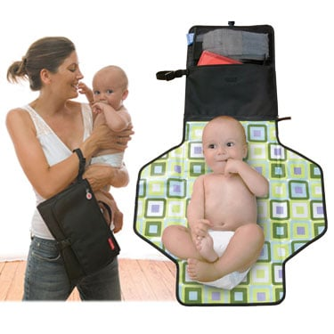 Hate the Diaper Bag? Leave It Home!