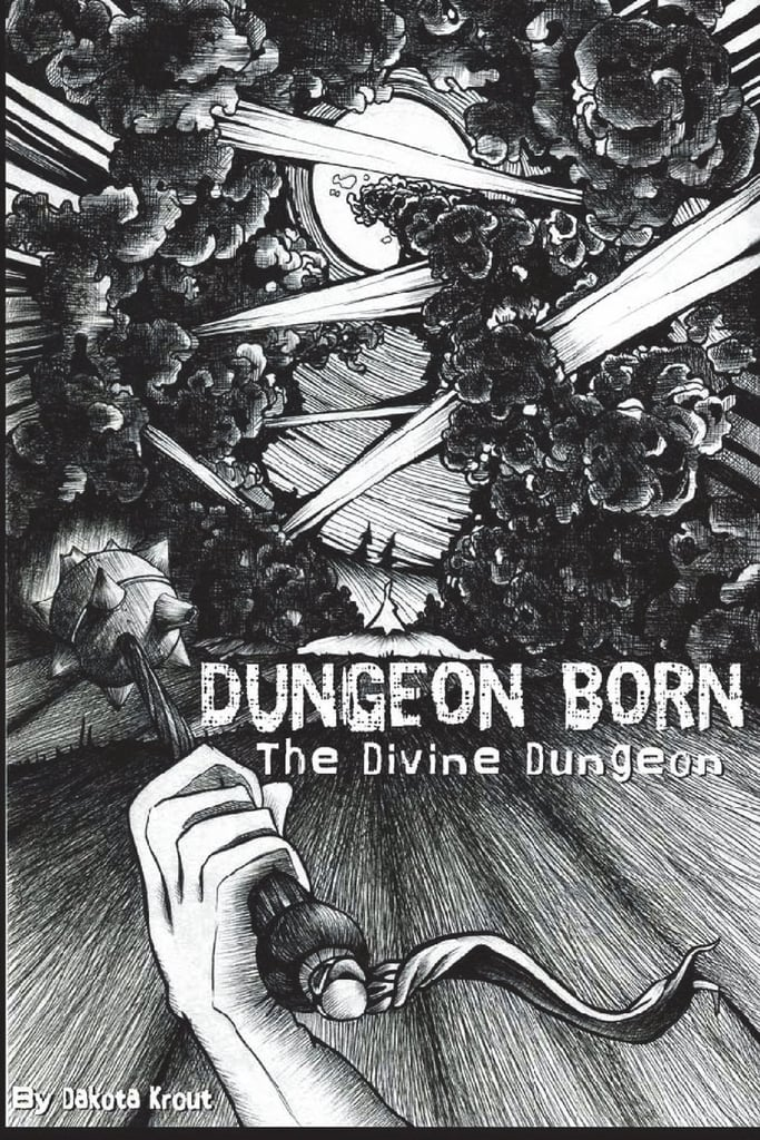 Dungeon Born (The Divine Dungeon, Book 1)