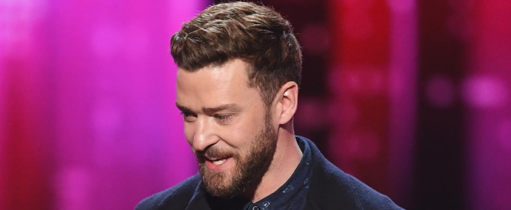 Justin Timberlake's Speech at People's Choice Awards 2017