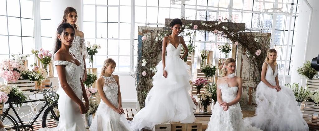 Wedding Dress Trends Fall 2018