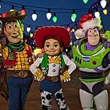 Disney's Hollywood Studios: Toy Story Land With Woody, Jessie, and Buzz Lightyear