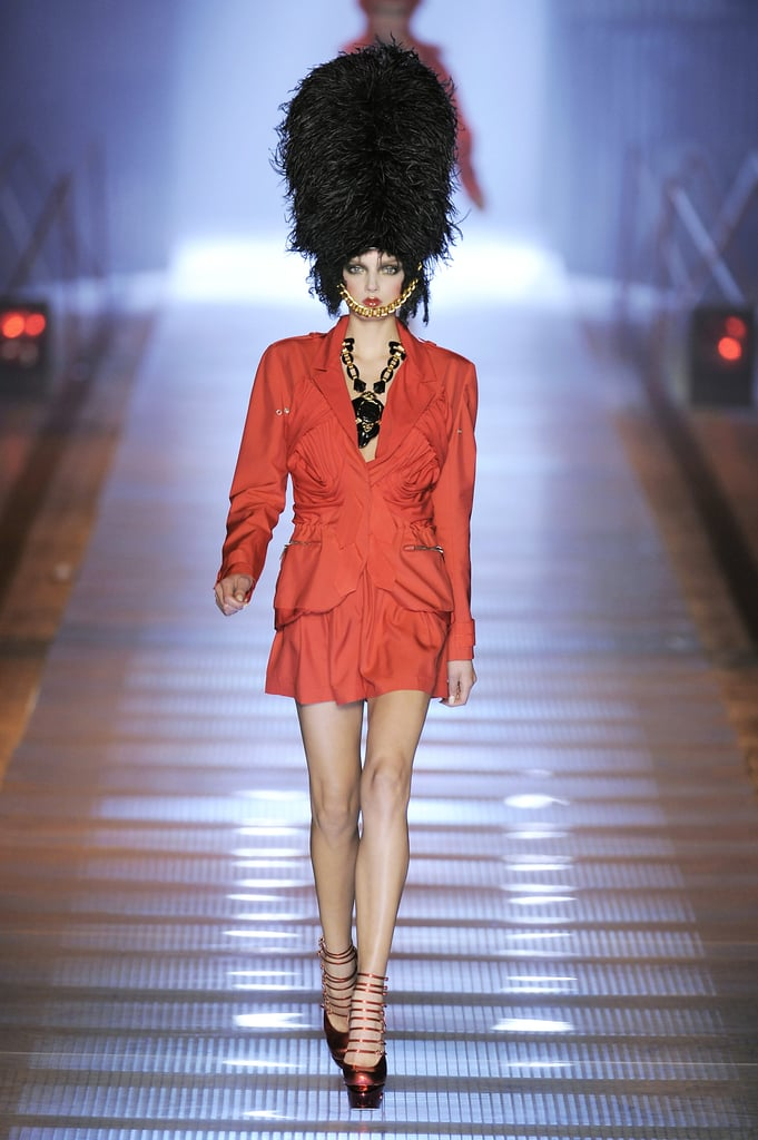 Paris Fashion Week, Spring 2009, John Galliano