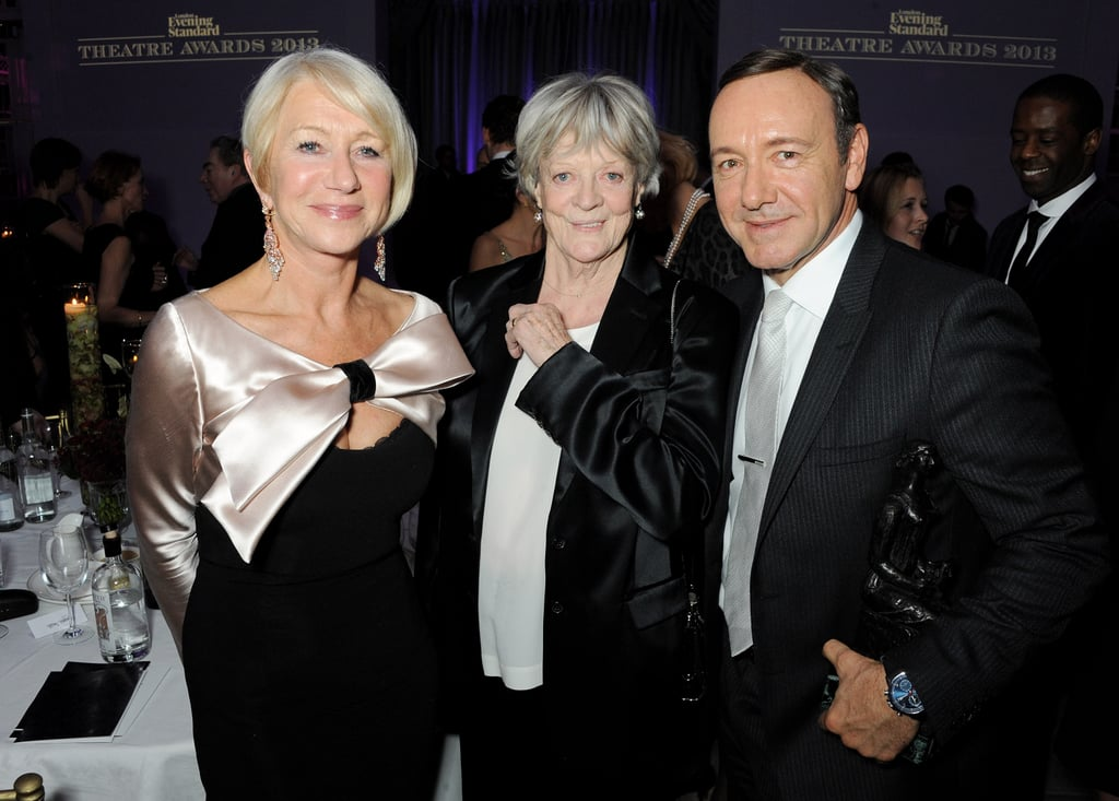Are You Cool Enough to Sit at Helen Mirren's Table?