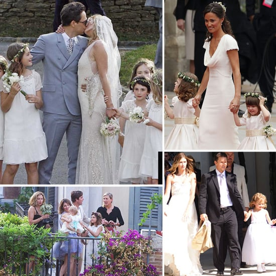 Kids Who Made the Cut: Tiny Tots at Celebrity Weddings