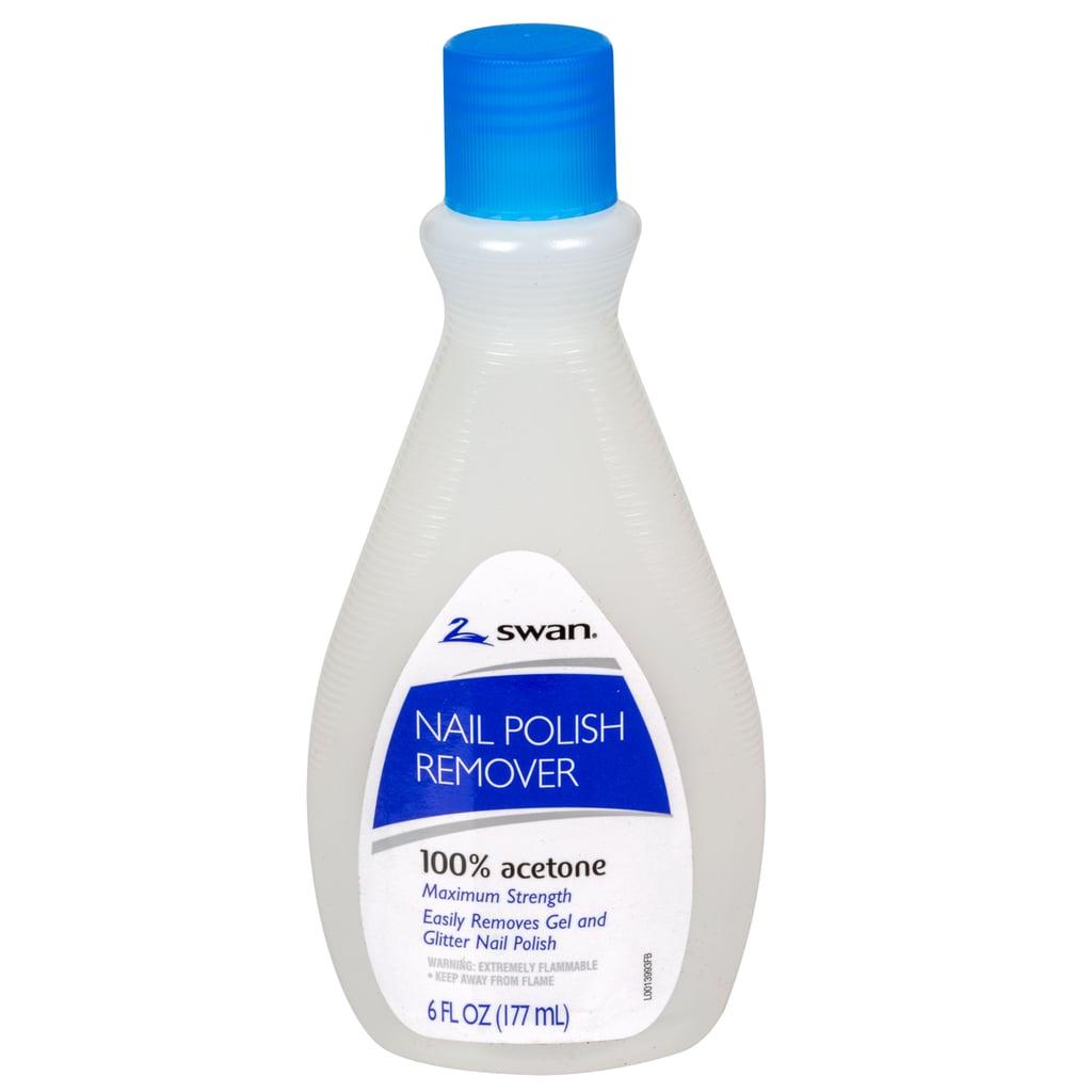 Swan Maximum Strength Acetone Nail Polish Remover ($1 Each