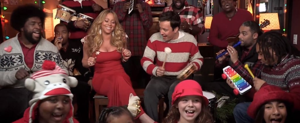 "Remember When Mariah Carey Sang ""All I Want for Christmas Is You"" With Classroom Instruments?"
