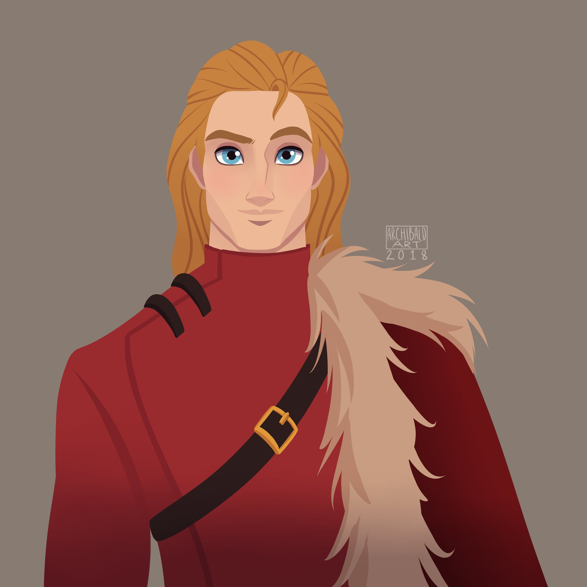 Prince Adam From Beauty And The Beast In Durmstrang This Artist Sorted Disney Princes And Princesses Into Hogwarts Houses Robes And All Popsugar Smart Living Photo 7