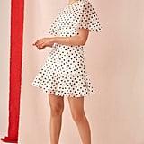 Keepsake Limits Mini Dress ($189.95)