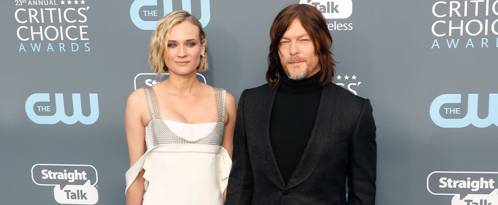 Diane Kruger and Norman Reedus Expecting First Child